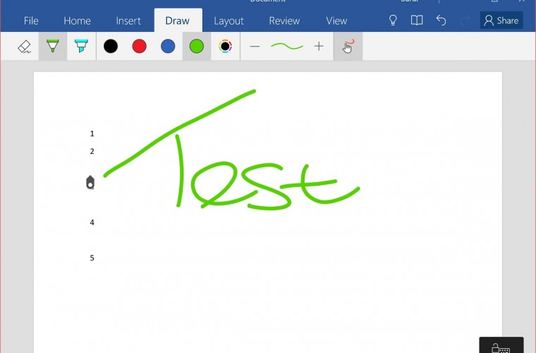 Microsoft Demos Updates To Latest Office Apps On Windows Tablets And iPad Pro 22