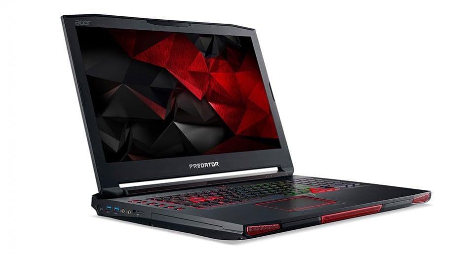 Acer Predator 17 X Notebook