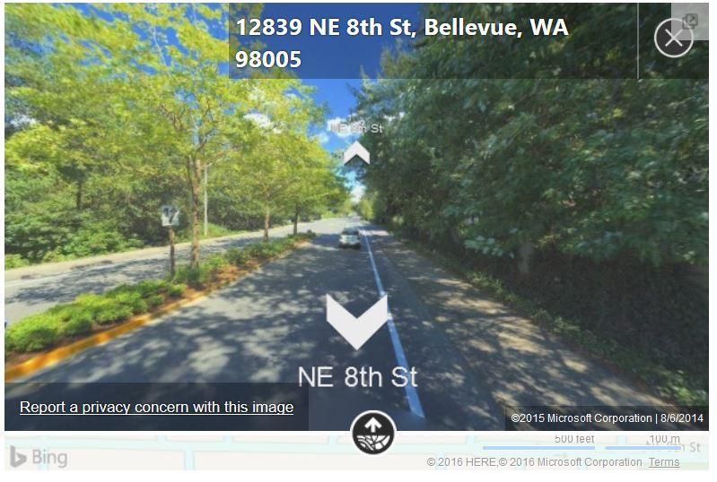Bing Maps v8 Control