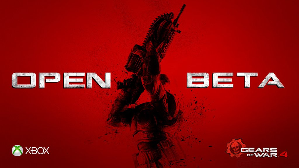 Gears of War 4 Open Beta