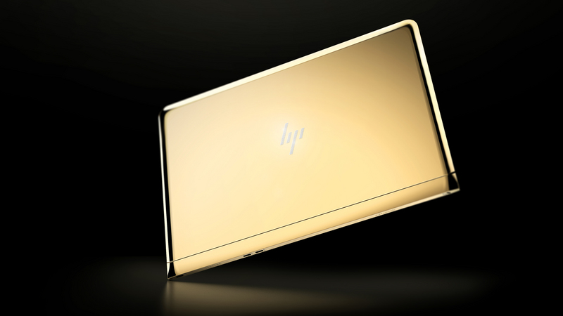 HP Gold Limited Edition 1