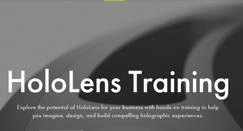 HoloLens Training