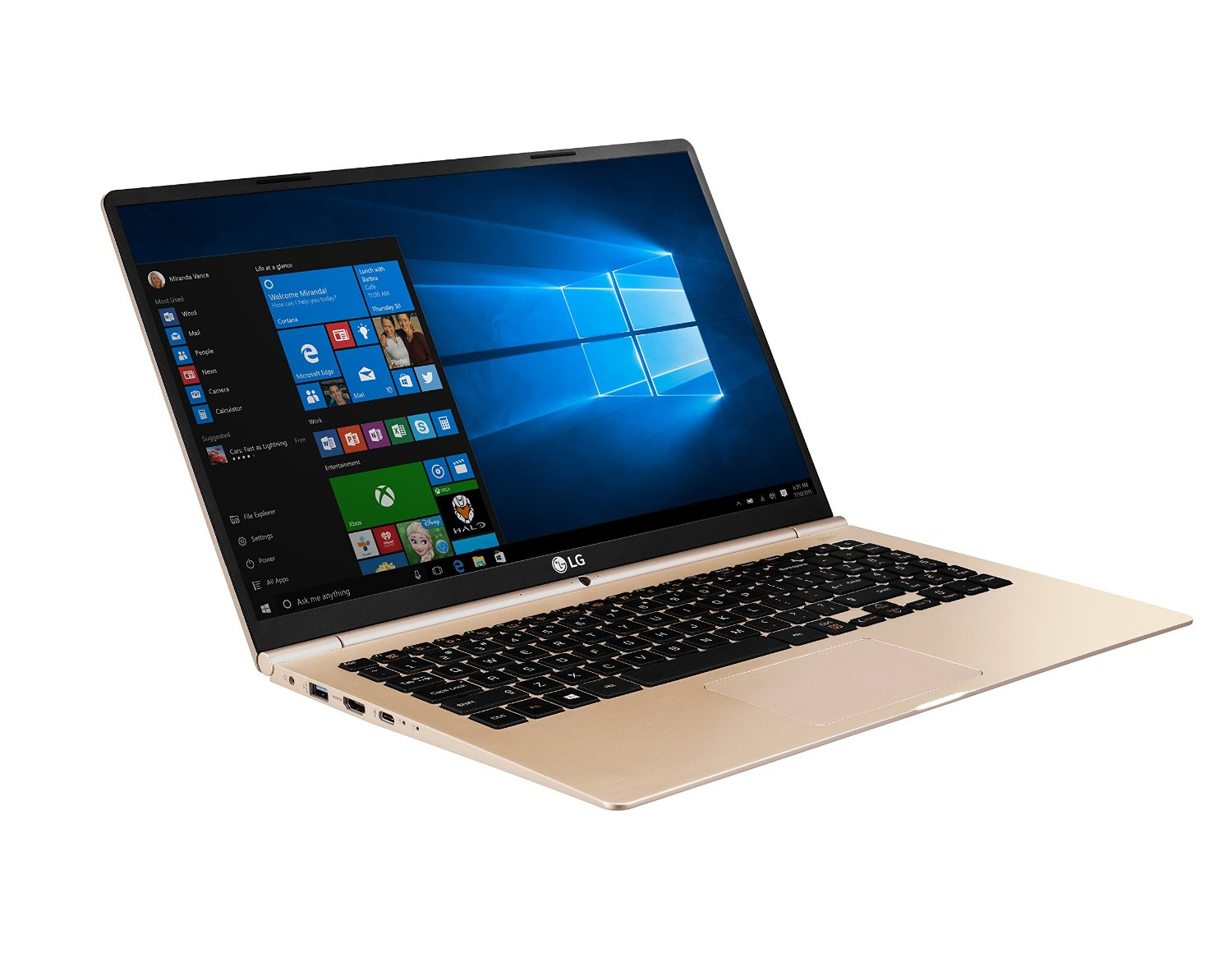 LG Gram 15 Windows Ultrabook 1