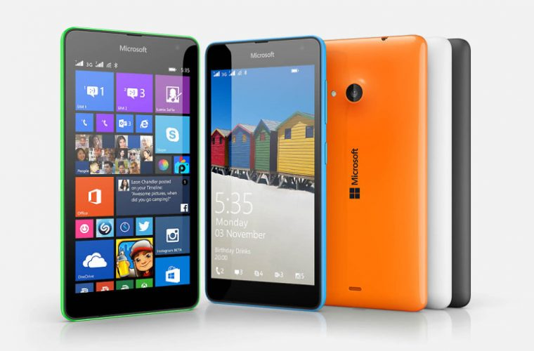 AdDuplex: Lumia 535 is now the most popular Windows Phone, beating the Lumia 520 11
