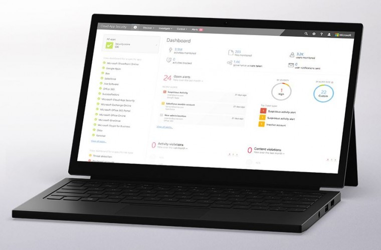 Microsoft reveals several new improvements to its security offerings 1