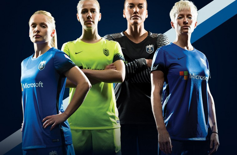 Seattle Reign FC announces Microsoft as its jersey sponsor and presenting partner for the 2016 season 19