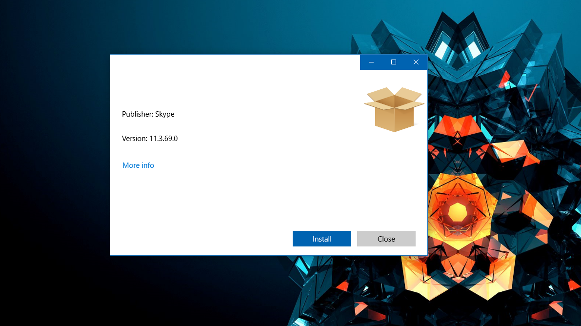 Microsoft Desktop App Installer now available in the Windows Store