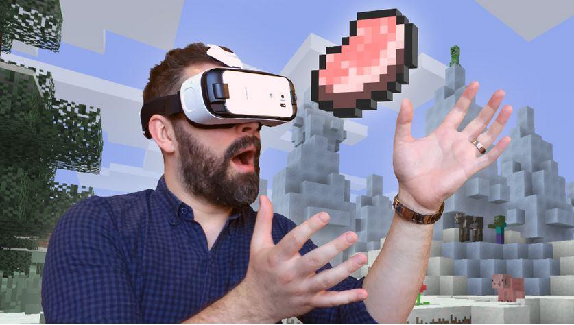 Minecraft GearVR