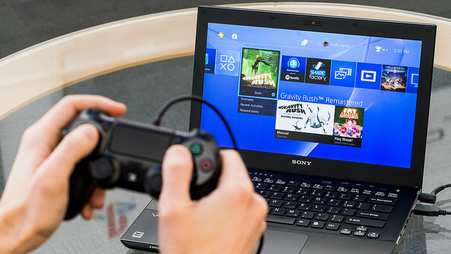 PS Remote Play Download Windows