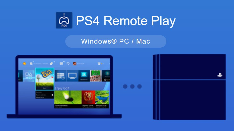PS Remote Play Windows