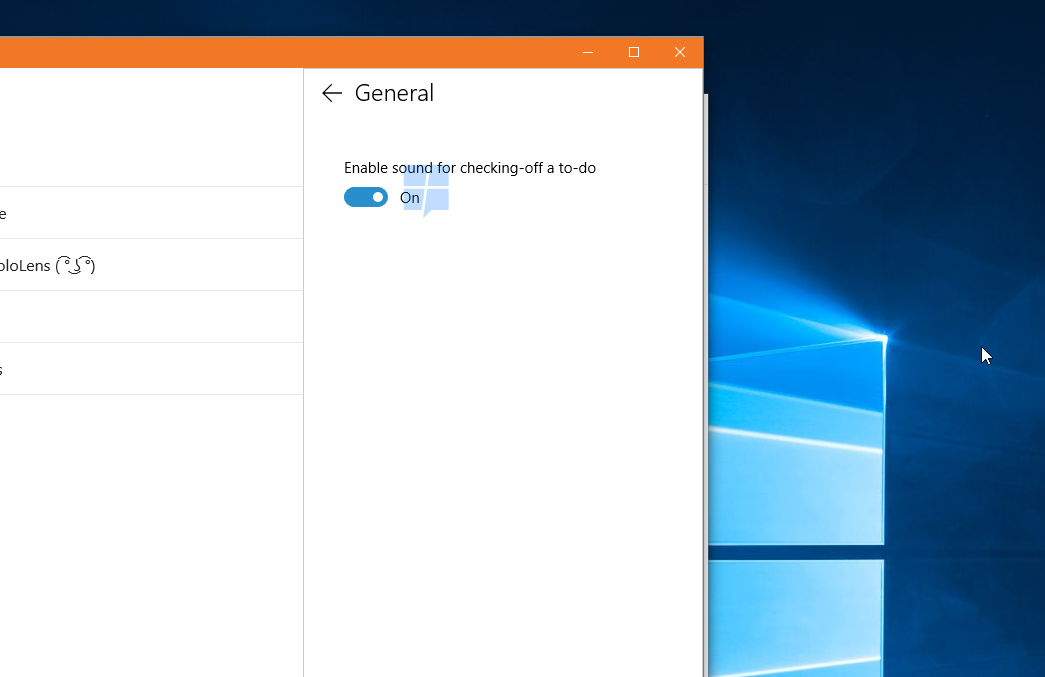 Hands-on with Project Cheshire, Microsoft's upcoming To-Do list app for Windows 10 5