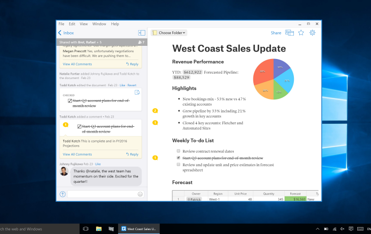 Salesforce acquires Quip to take on Microsoft Office 12