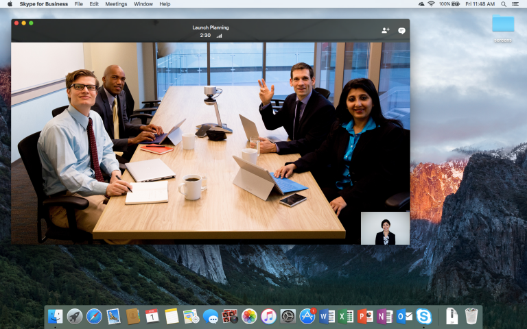 Skype for Mac (Small)