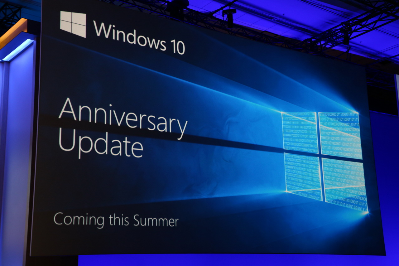 Microsoft releasing new TCP features in Anniversary Update
