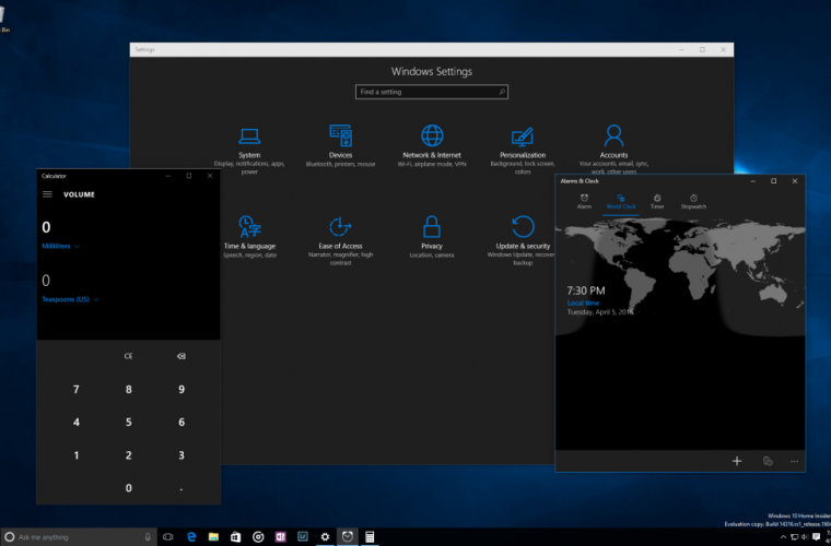 How to dark theme nearly everything in Windows 10 10