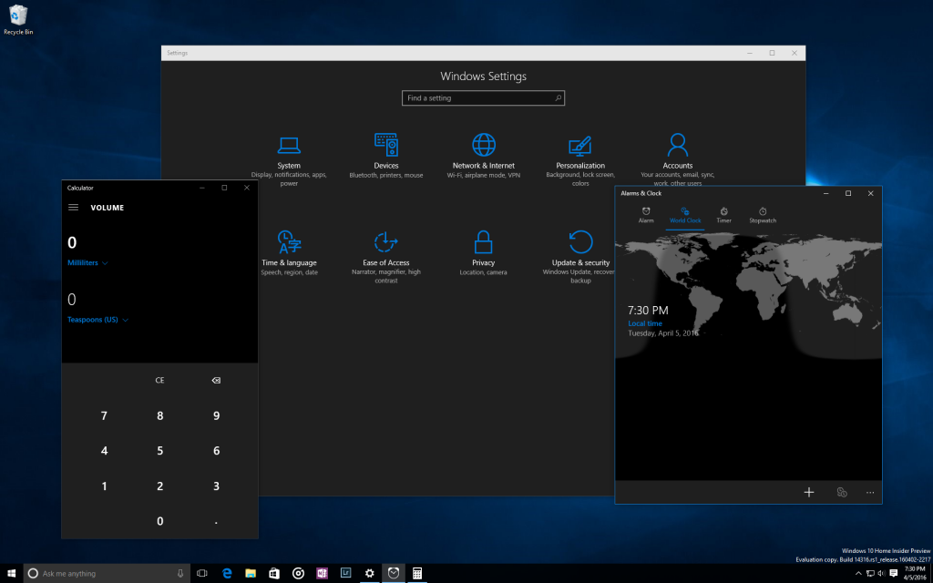 How to dark theme nearly everything in Windows 10 1