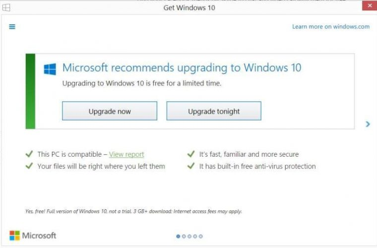 Consumer group Which? claims 12% of Windows 10 upgraders rolled back, half due to issues 3