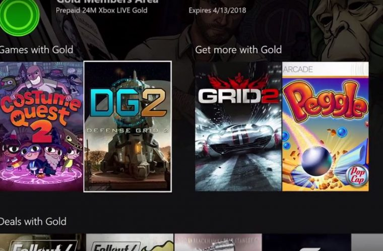 May's Xbox Live Games with Gold includes Defense Grid 2, Costume Quest 2 and more 4