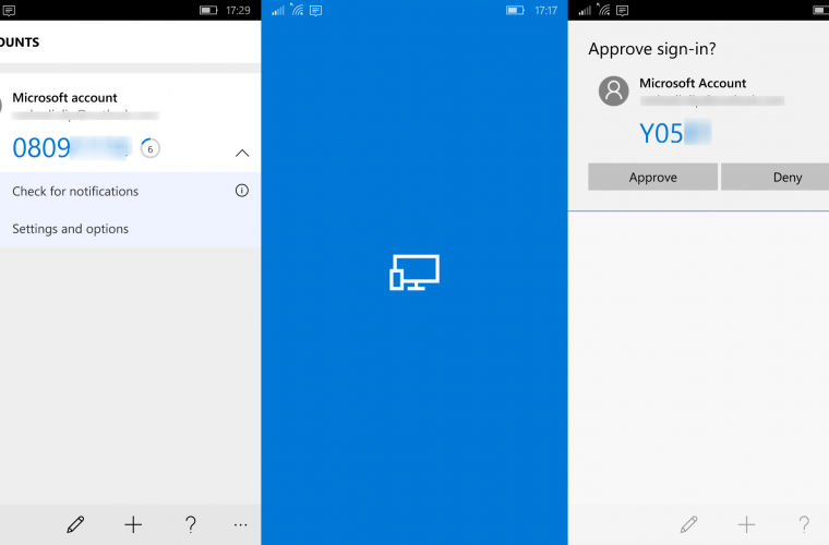 Microsoft Authenticator app now available for Windows 10 devices 11