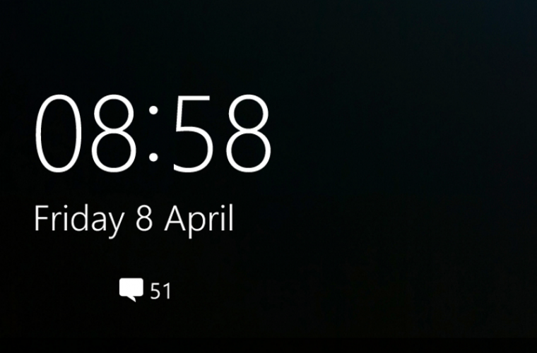Windows 10 Mobile Redstone will make it easier to access Camera from the lock screen 10