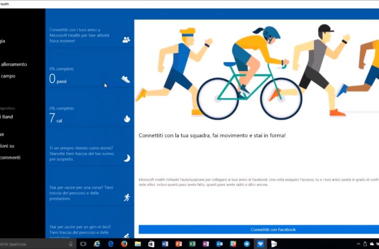 Microsoft Health Universal Windows App Coming Soon 1