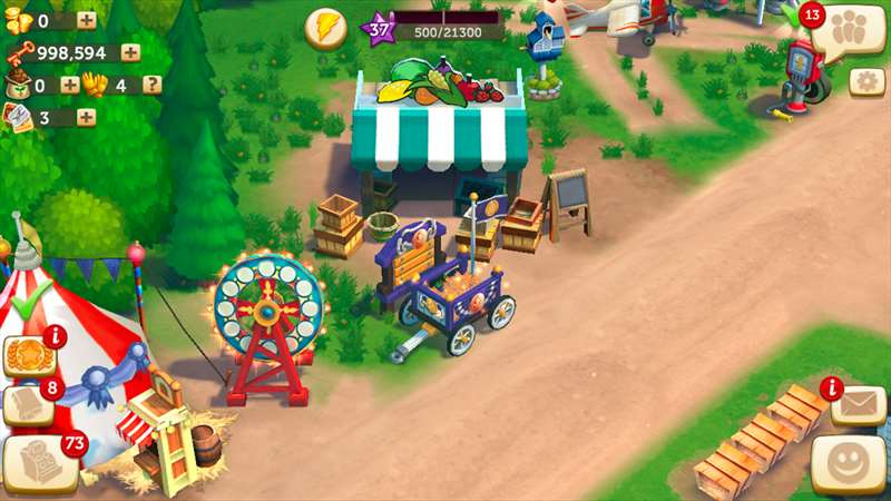 farmville country escape