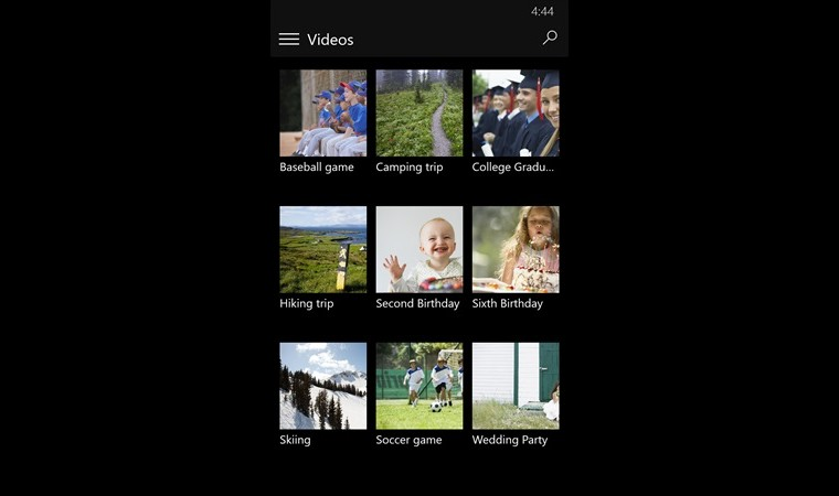 Microsoft's Films & TV Universal app finally fixes grey overlay issue in Preview Ring 17