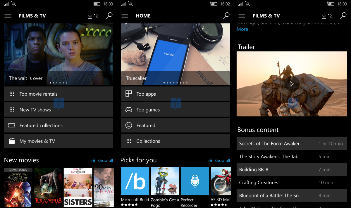 Windows Store to get more UI improvements, in-app Redeem