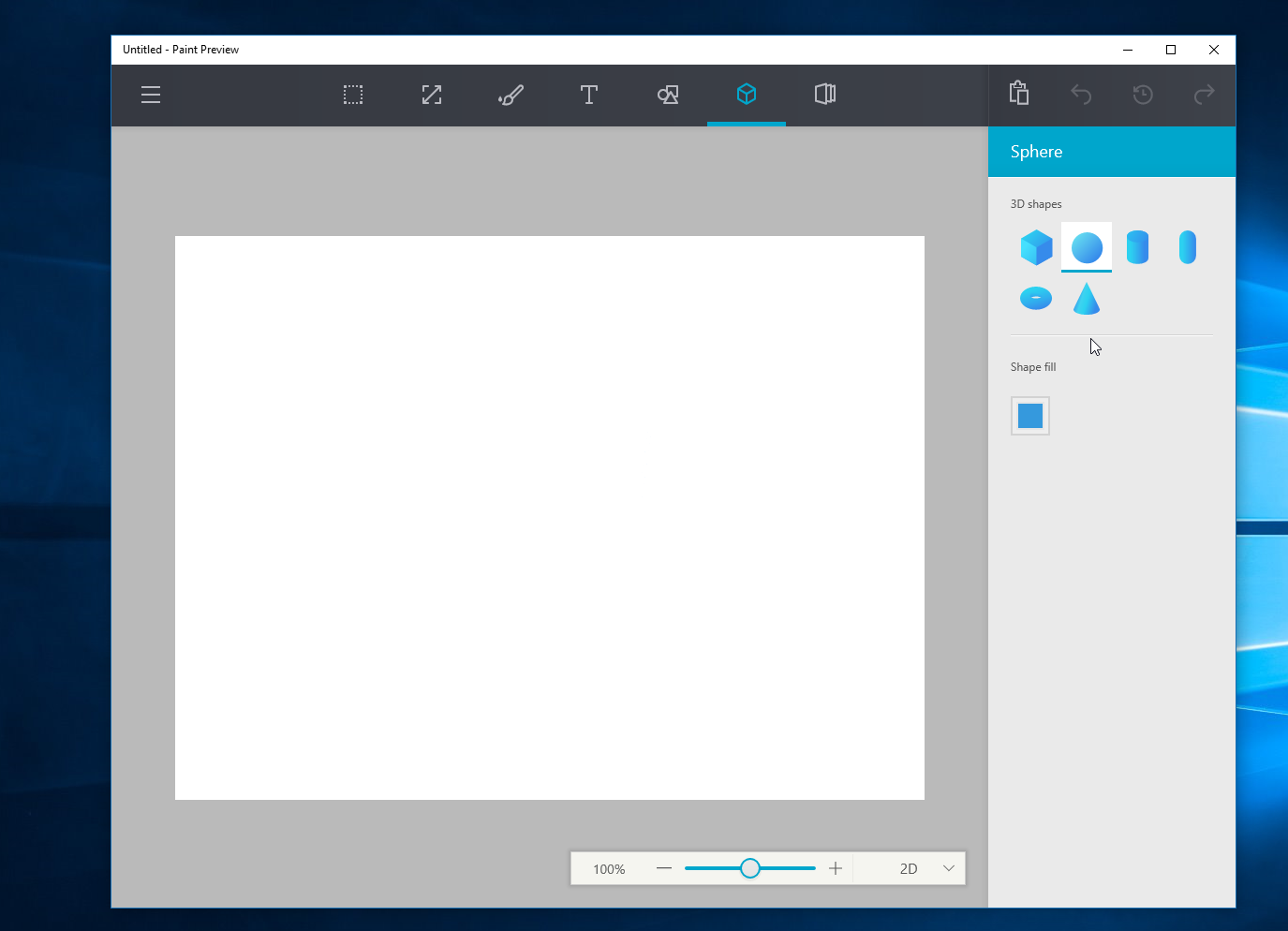 Watch Microsoft's upcoming redesigned Paint app for Windows 10 in action 6