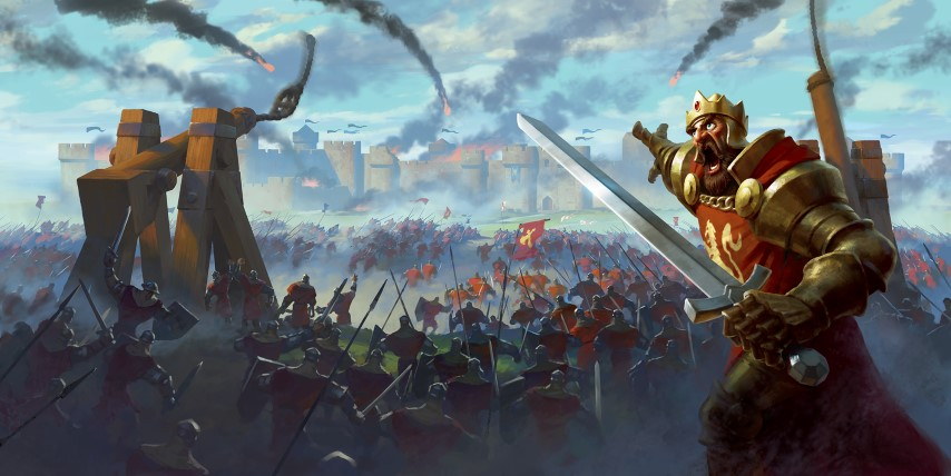 Microsoft has recently announced that the Age of Empires: Castle Siege game  is coming to Android ...
