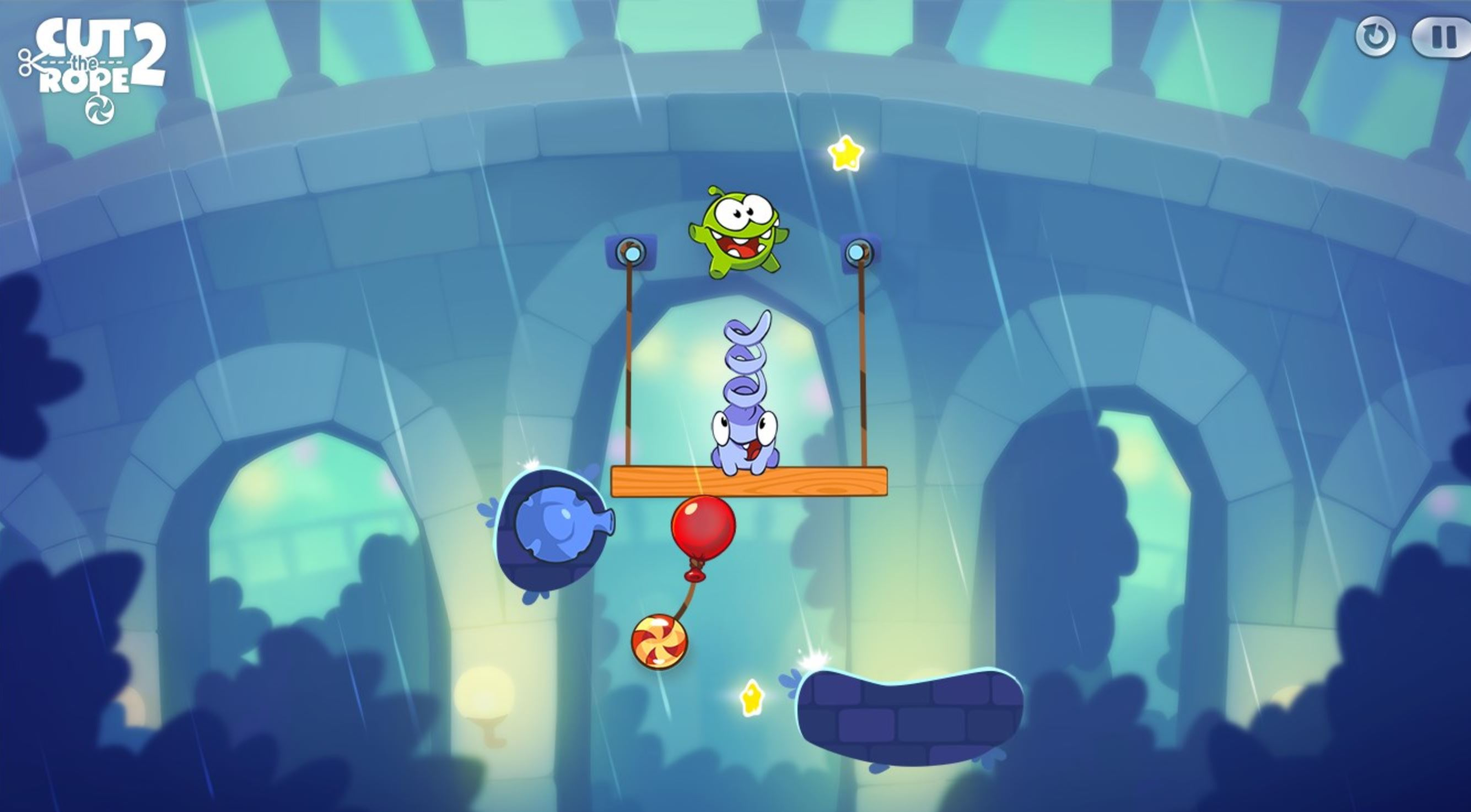 Cut the rope 2 Windows Store