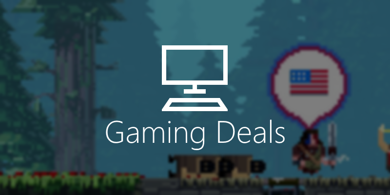 This weekend's PC gaming deals