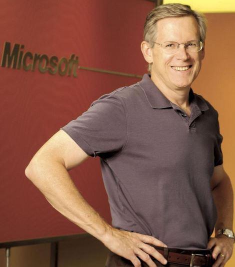 Microsoft Andy Culbert