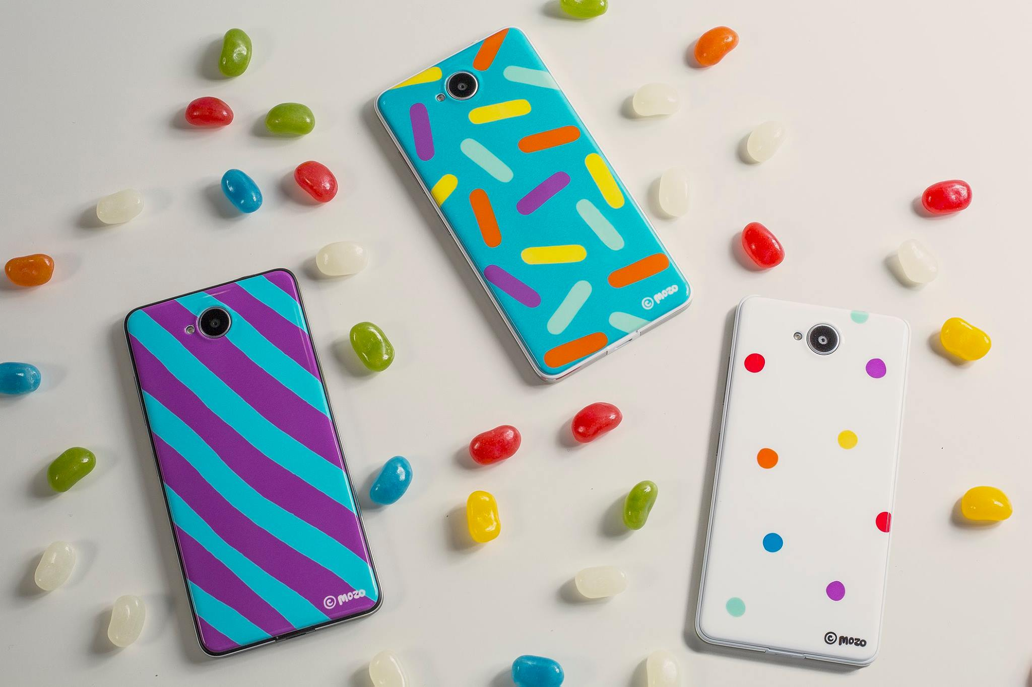 Mozo Colorful Polycarbonate Lumia 1