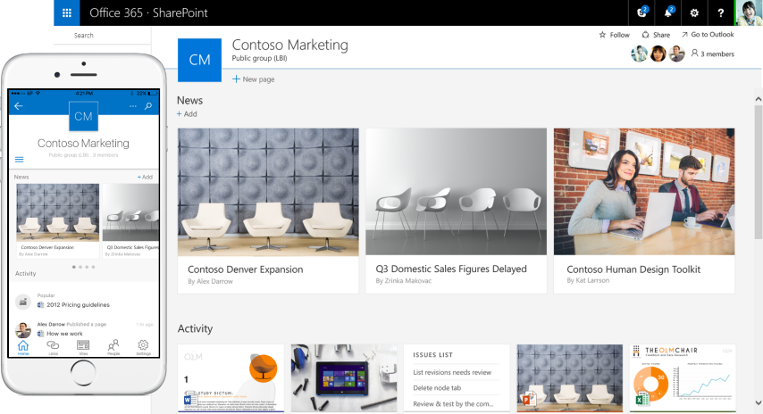SharePoint-team-site-and-mobile-app (Small)