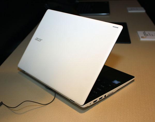 Computex 2016 Acer Aspire One 11 Ao1 132 Cloudbook Has