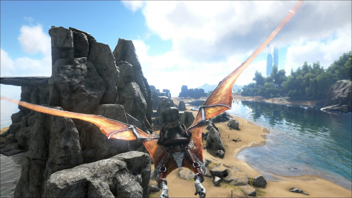 ARK: Survival Evolved' gets new creatures and caves in new update