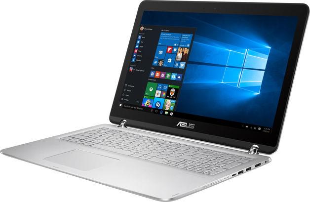 New ASUS ZENBOOK UX560 FLIP (UX560UA) convertible leaks (pictures) 7