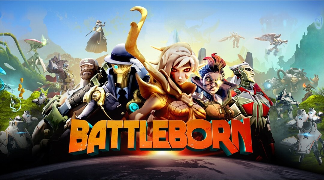 battleborn xbox one download code