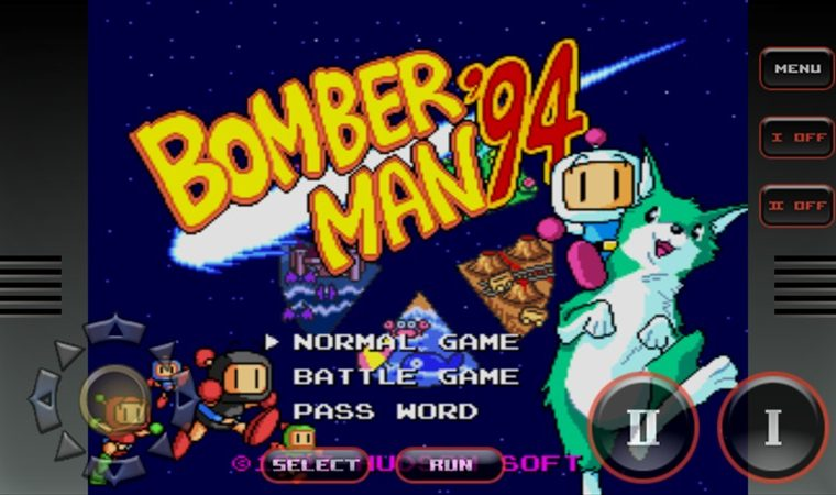 Konami brings the official Bomberman'94 arcade game to the Windows Store 17