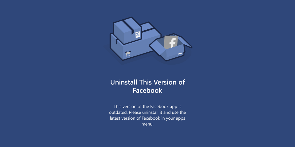 Facebook and Microsoft kill off Facebook Beta app for Windows 10 Mobile