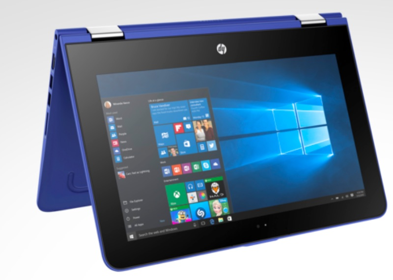 New Hp Pavilion 15 17 Inch And X360 Windows 10 Laptops