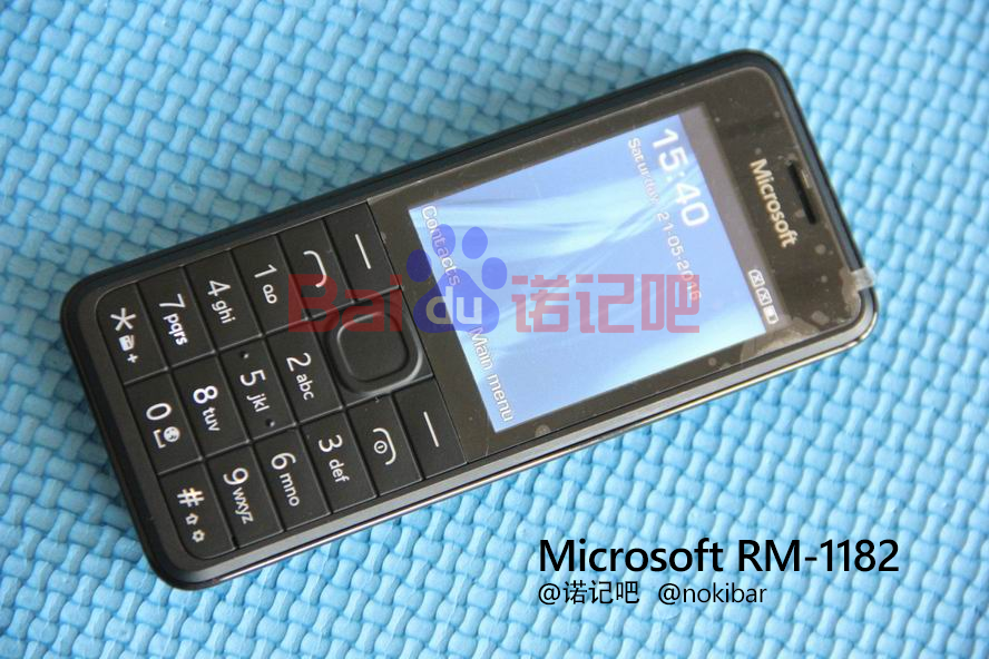 microsoft feature phone 1