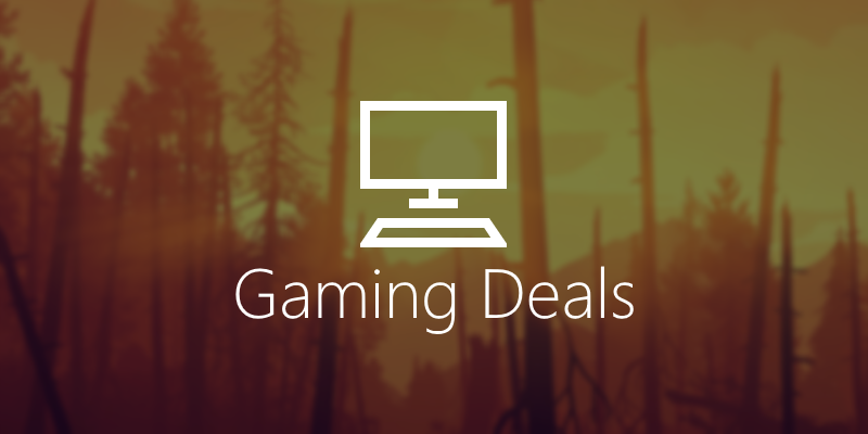 weekend's pc gaming deals week 3