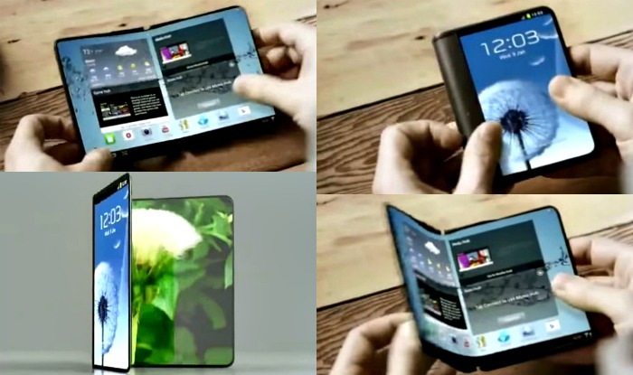Samsung finally confirms the existence of Galaxy X foldable smartphone 20
