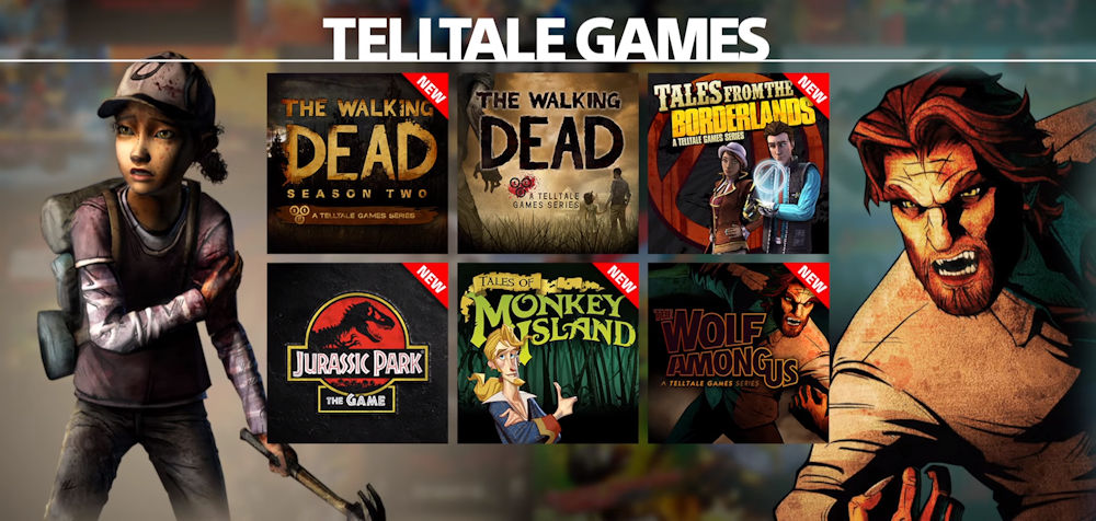 Telltale games says the Windows Store offers wider reach than Steam, will port full catalogue ...