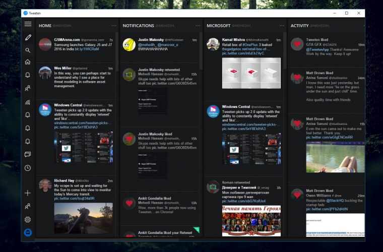 Tweeten 3.0 is now available, brings gif saving support, drag and drop and more 13