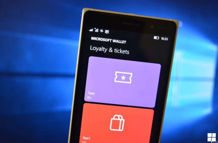 Microsoft is revamping Wallet on Windows 10 Mobile, here's an early look 13