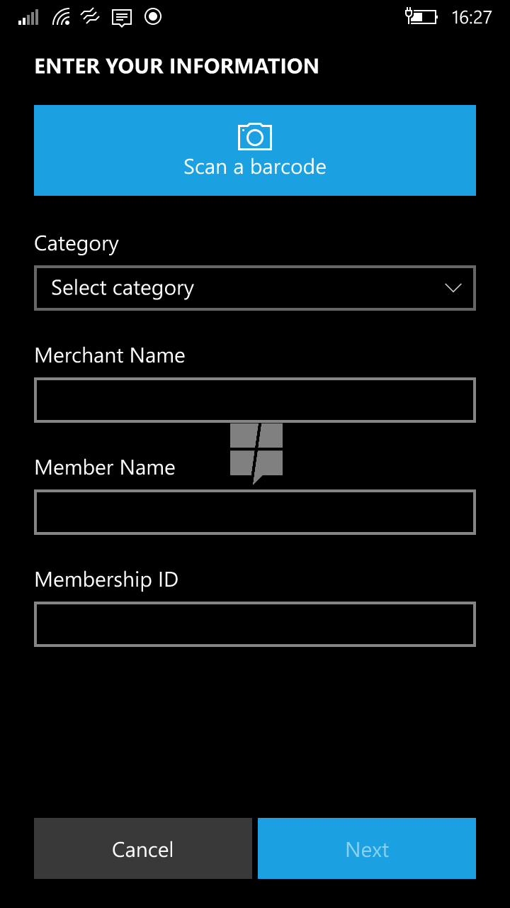 Microsoft is revamping Wallet on Windows 10 Mobile, here's an early look 6
