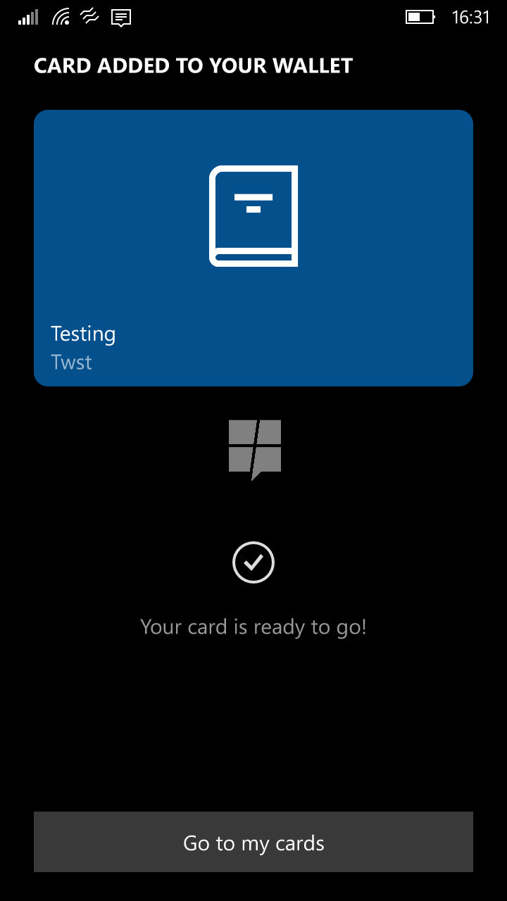 Microsoft is revamping Wallet on Windows 10 Mobile, here's an early look 3